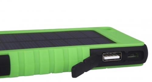 ALD-P02 8000mah solar power bank 3