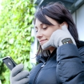 Bluetooth headset gloves