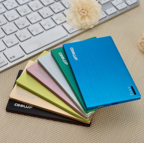 Coolup power banks
