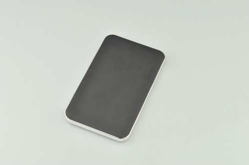 Power bank slim logo