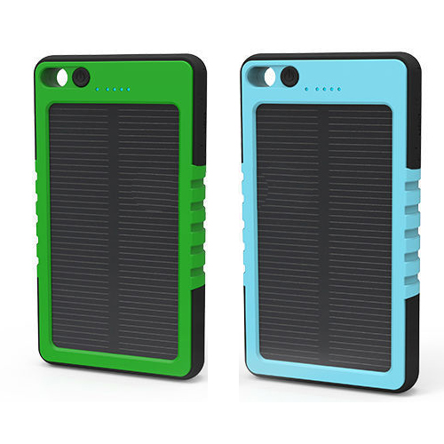 Solar powerbank all colors