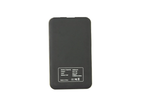 Thin strong external charger