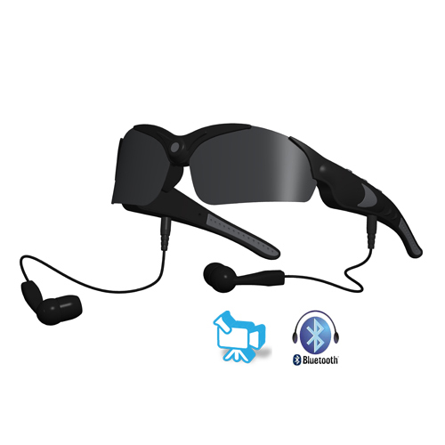 bluetooth camera sunglasses